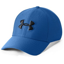 Kšiltovka Under Armour Men's Blitzing 3.0 Cap - Royal