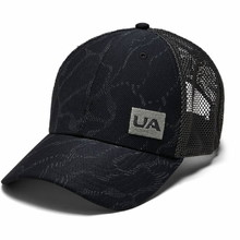 Kšiltovka Under Armour Men's Blitzing Trucker 3.0 - Black