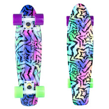 Penny board WORKER Starpsy 22""
