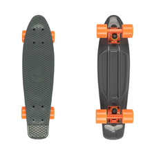 "Penny board Fish Classic 22"" - grey/orange"