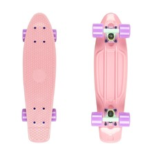 "Penny board Fish Classic 22"" - Summer Pink-Green Purple-Summer Purple"