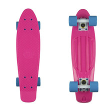 "Penny board Fish Classic 22"" - Pink-White-Blue"