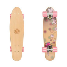 "Dřevený penny board Fish Classic Wood 22"" - Bird"