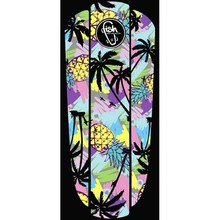 "Nálepka na penny board Fish Classic 22"" - Black hawaii"