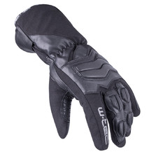 Pánské moto rukavice W-TEC Djarin GID-16026 - černá c672464875