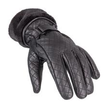 a7f016b8a76 Dámské kožené rukavice W-TEC Stolfa NF-4205 - černá