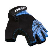 6d5a2fa3e2 Dámské cyklo rukavice W-TEC Klarity AMC-1039-17 - černo-modrá