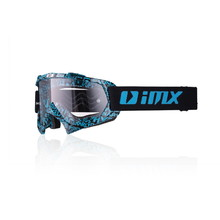 Motokrosové brýle iMX Mud Graphic - Blue-Black