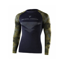 Moto thermo triko Rebelhorn Freeze Jersey LS