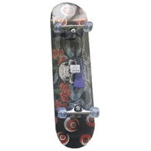 Skateboard Spartan Super Board - Black Knight