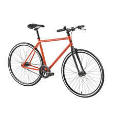 "Městské kolo DHS Fixie 2896 28"" - model 2016 - Orange"