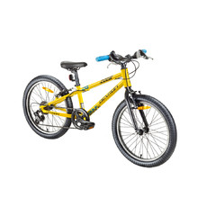 "Dětské kolo Devron Riddle Kids 1.2 20"" - model 2018 - Yellow"