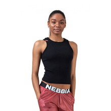Dámský crop top Sports Nebbia Labels 516