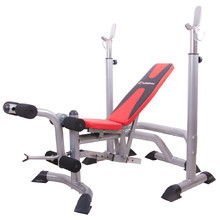 Lavice na bench press inSPORTline LKM904