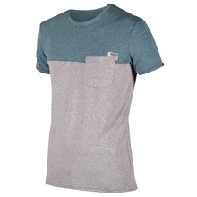 7e6359db6d8 Pánské tričko Jobe Discover Fog Blue - modro-šedá