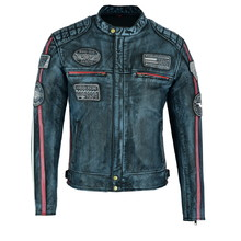 Moto bunda B-STAR 7820 - Blue Tint