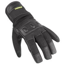 Pánské moto rukavice W-TEC Summer - černá 4b99eb8a40