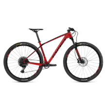 "Horské kolo Ghost Lector 3.9 LC U 29"" - model 2019 - Riot Red / Jet Black"