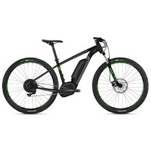 "Horské elektrokolo Ghost Teru B4.9 29"" - model 2020 - Jet Black / Urban Gray / Riot Green"