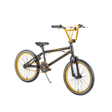 "BMX kolo Capriolo Totem 20"" - model 2018 - Black Gold"