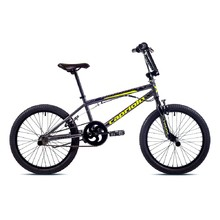 "BMX kolo Capriolo Totem 20"" - model 2019 - Yellow Deep Grey"