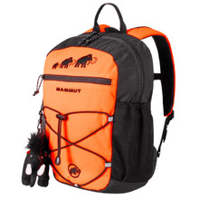 Dětský batoh MAMMUT First Zip 8 - Safety Orange-Black