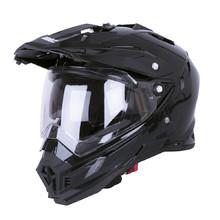5ae1f2ab453 Motokrosová přilba W-TEC AP-885 - Pearl Black