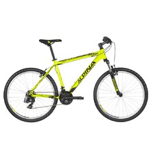 "Horské kolo ALPINA ECO M20 26"" - model 2020 - Neon Lime"
