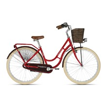 "Městské kolo KELLYS ARWEN DUTCH 28"" - model 2020 - Red"