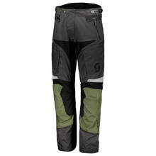 Moto kalhoty SCOTT Dualraid DP - Grey/Olive-Green