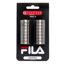 Ložisko k in-line bruslím Fila ABEC 9 Bearing Set 16 Pack