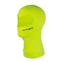 Víceúčelová kukla W-TEC Bubaac - fluo žlutá 46794e7539