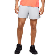 Pánské kraťasy Under Armour Launch SW 5'' Short - Halo Gray