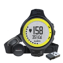 Pulzmetr Suunto M5 Black/Lime Pack (+ M. MINI)