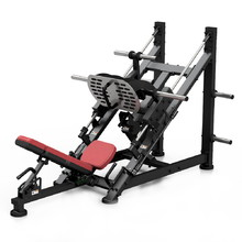 Leg Press Marbo Sport MF-U001 - červená