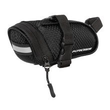 Podsedlová brašna Kross Roamer Saddle Bag L - Black