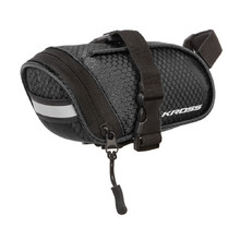 Podsedlová brašna Kross Roamer Saddle Bag L - Grey