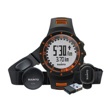 Měřič pulsu Suunto Quest Orange Running Pack