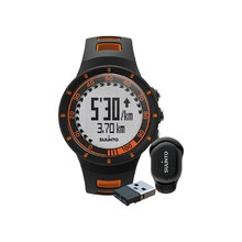 Měřič tepové frekvence Suunto Quest Orange Speed Pack