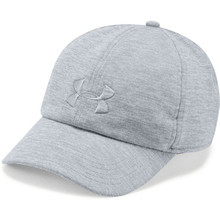 Dámská kšiltovka Under Armour Twisted Renegade Cap - Steel