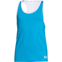 Dívčí tílko Under Armour Luna Tank - Blue