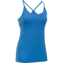 Dámské tílko Under Armour Favorite Shelf Bra Cami - Blue