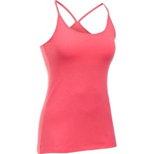 Dámské tílko Under Armour Favorite Shelf Bra Cami - Wild Watermelon
