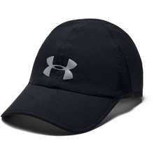 Běžecká kšiltovka Under Armour Men's Shadow Cap 4.0 - Black