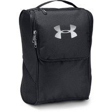 Obal na obuv Under Armour Shoe Bag - Black/Black/Silver
