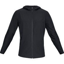 Pánská bunda Under Armour Vanish Hybrid Jacket - Black/Steel