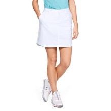 Dámská sukně Under Armour Links Woven Skort (EU) - White