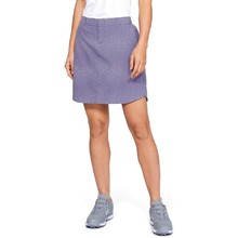 Golfová sukně Under Armour Links Printed Wvn Skort - Purple Luxe