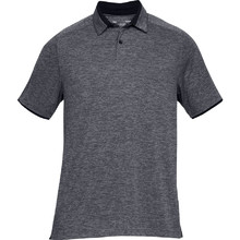 Pánské triko Under Armour Tour Tips Polo - Black