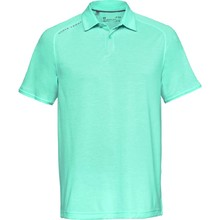 Pánské triko Under Armour Tour Tips Polo - Neo Turquoise